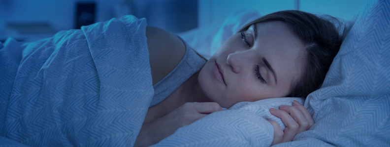 Improve your memory with proper sleep.