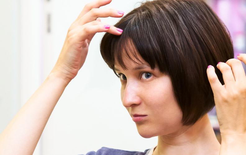 Hairstyles for women in their 40s: The Bob