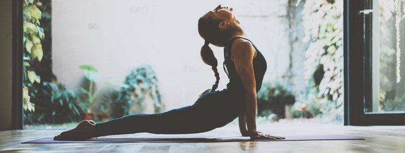 Practice relaxation techniques like yoga to reduce stress