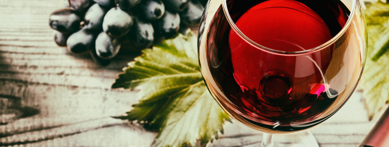 Red wines can stain teeth. But don't worry, simple at-home whitening can reverse that.