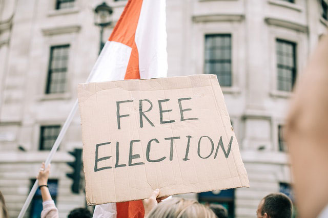 free-election-protest