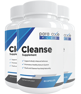 paraaxeplus cleanse supplement